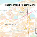 Housing Zones: Thamesmead, Abbey Wood and Plumstead