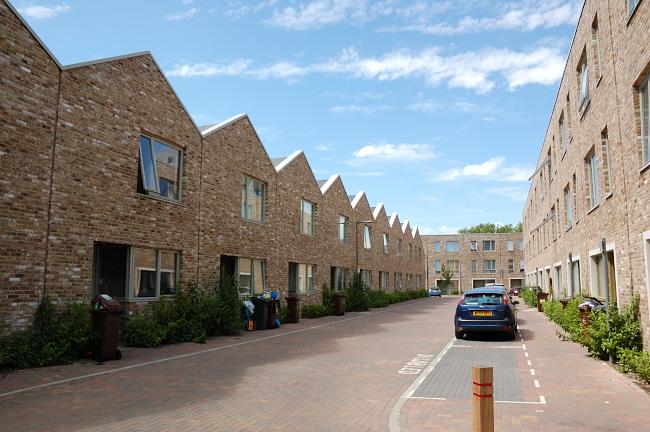London Build to Rent - William Street Quarter