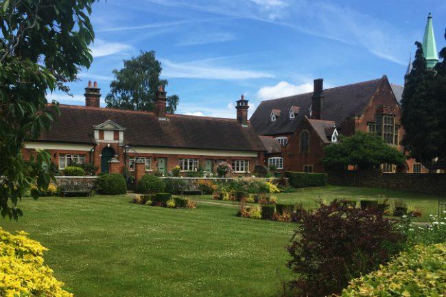 The Jesus Hospital Charity homes in Barnet