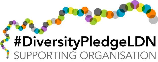 Celebrate DiversityPledgeLDN At Our All Network Meetup